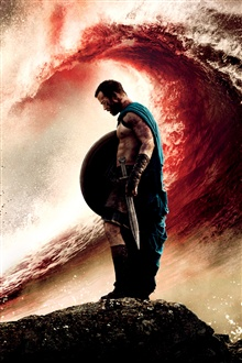 300: Rise of an Empire 2013 iPhone Fond d'écran Aperçu
