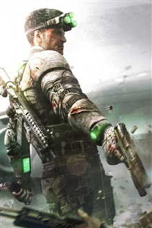 Splinter Cell: Blacklist iPhone Fond d'écran Aperçu