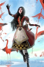 Alice: Madness Returns iPhone fonds d'écran