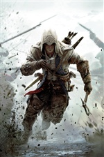 Creed 3 jeu PC Assassin iPhone fonds d'écran