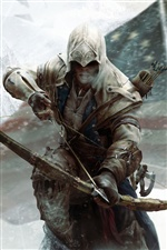 Assassin 's Creed 3 iPhone fonds d'écran
