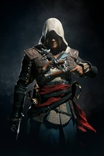 Assassin 's Creed 4: Black Flag iPhone fonds d'écran