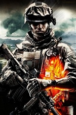 Battlefield 3 PC jeu iPhone fonds d'écran