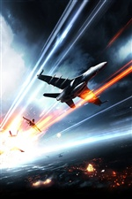 Battlefield 3 combattants iPhone fonds d'écran