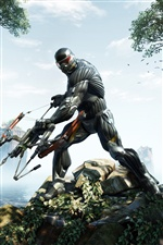 Crysis 3 iPhone fonds d'écran