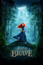 Disney film, Brave iPhone fonds d'écran