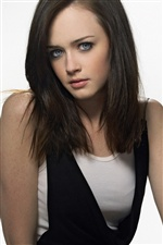 Alexis Bledel 02 iPhone fonds d'écran
