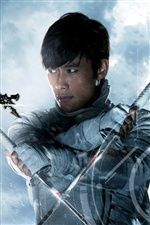 Byung-hun Lee dans G.I. Joe: Retaliation iPhone fonds d'écran