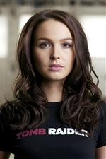 Camilla Luddington 01 iPhone fonds d'écran