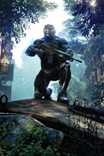 Crysis 3 jeu PC iPhone fonds d'écran