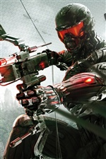 Crysis 3 Hunter iPhone fonds d'écran