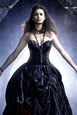 Nina Dobrev dans The Vampire Diaries iPhone fonds d'écran