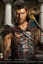 Spartacus: War of the Damned iPhone fonds d'écran