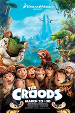 Le film de Croods 2013 iPhone fonds d'écran