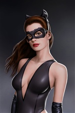 Anne Hathaway dans Batman film iPhone fonds d'écran