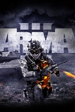 Arma 3 iPhone fonds d'écran