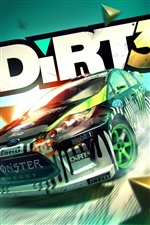 Dirt 3 iPhone fonds d'écran