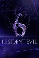Resident Evil 6 jeu iPhone fonds d'écran