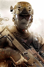 Call of Duty: Black Ops 2 PC jeu iPhone fonds d'écran
