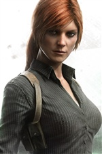 Fille dans Splinter Cell: Blacklist iPhone fonds d'écran