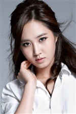 Girls Generation, Yuri iPhone fonds d'écran