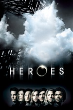 Heroes série TV iPhone fonds d'écran