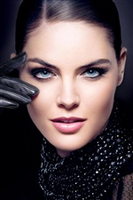 Hilary Rhoda 01 iPhone fonds d'écran