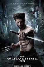 Hugh Jackman, The Wolverine iPhone fonds d'écran