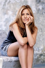 Jennifer Aniston 01 iPhone fonds d'écran
