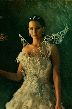 Jennifer Lawrence, The Hunger Games: Catching Fire iPhone fonds d'écran