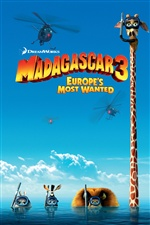 Madagascar 3 iPhone fonds d'écran