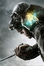 Jeu PC Dishonored iPhone fonds d'écran