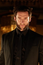 Hugh Jackman dans The Wolverine 2013 iPhone fonds d'écran