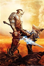 Kingdoms of Amalur: Reckoning iPhone fonds d'écran