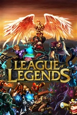 League of Legends iPhone fonds d'écran