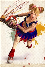 Lollipop Chainsaw fille iPhone fonds d'écran