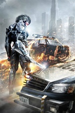 Metal Gear Rising:, jeu PC iPhone fonds d'écran