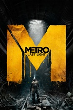 Metro 2033 iPhone fonds d'écran