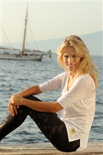 Luisana Lopilato 05 iPhone fonds d'écran