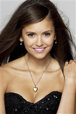 Nina Dobrev 09 iPhone fonds d'écran