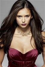 Nina Dobrev 10 iPhone fonds d'écran