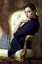 Phoebe Tonkin 02 iPhone fonds d'écran