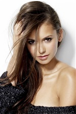 Nina Dobrev 12 iPhone fonds d'écran