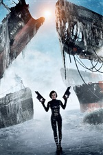 Resident Evil: Retribution iPhone fonds d'écran