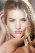 Rosie Huntington-Whiteley 02 iPhone fonds d'écran