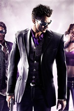 Saints Row: The Third iPhone fonds d'écran