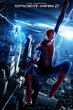 2014 The Amazing Spider-Man 2 iPhone fonds d'écran