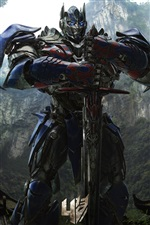 Optimus Prime, Transformers: Age of Extinction iPhone fonds d'écran