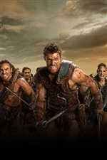 Spartacus: War of the Damned, série TV iPhone fonds d'écran