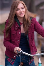 If I Stay, Chloe Moretz iPhone fonds d'écran